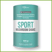M'Essence Sport & Mushroom Shake- 600 gr