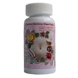 Fogyókúra segítése – Holistic Harmony – Digest Detox- 90 db
