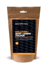 Kollagén+Rost+Amino Italp mangó ízű utántöltős 510 gramm