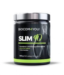 Slim 40 Körte ízű italpor 360 gramm