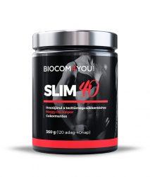 Slim 40 Meggy ízű italpor 360 gramm