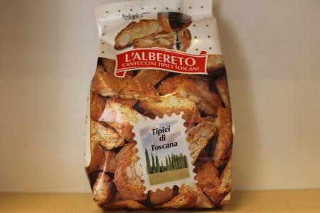 CANTUCCINI - olasz mandulás keksz 150 gr