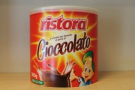 RISTORA - instant csokoládé por 300 gr
