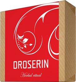 DROSERIN szappan 100 gr