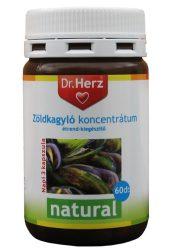 DR.HERZ- Zöldkagyló koncentrátum kapszula- 60 db