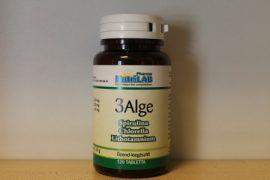 NUTRILAB - 3Alge tabletta 120 db