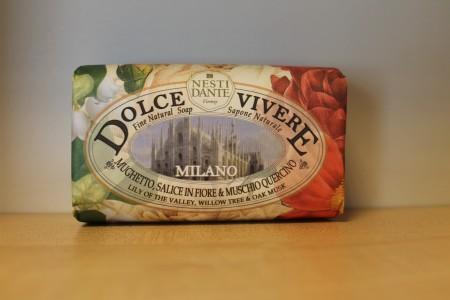 Nest Dante - Dolce Vivere MILANO naturszappan 250 gr
