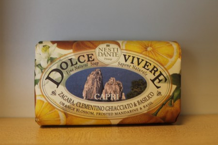 Nest Dante - Dolce Vivere CAPRI naturszappan 250 gr