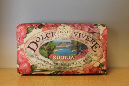 Nest Dante - Dolce Vivere SICILIA naturszappan 250 gr