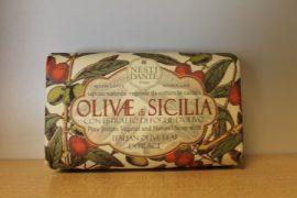Nesti Dante - OLIVAE di SICILIA natúrszappan 150 gr (ÚJ!!!)