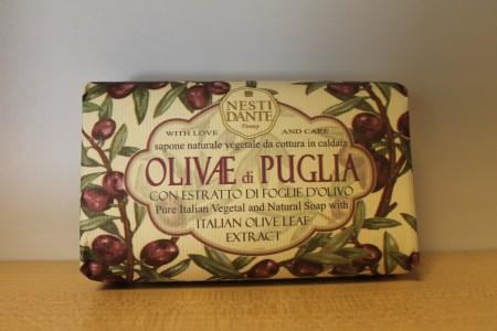 Nesti Dante - OLIVAE di PUGLIA natúrszappan 150 gr (ÚJ!!!)