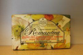 Nesti Dante - ROMANTICA -királyliliom, nárcisz naturszappan 250 gr