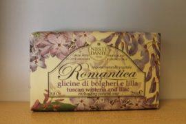 Nesti Dante - ROMANTICA -orgona és lilaakác naturszappan 250 gr