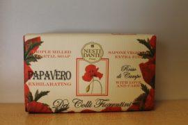 Nesti Dante - Papavero (pipacs) naturszappan 250 gr