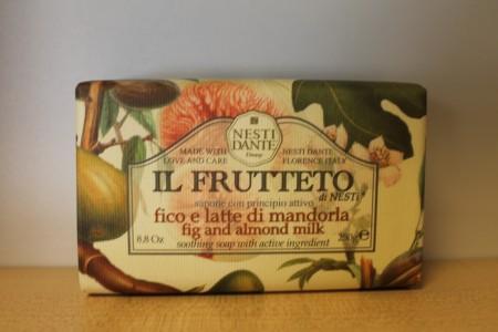 Nesti Dante - IL FRUTTETO- naturszappan, füge-mandulatej 250 gr