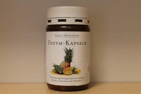 Sanct Bernhard - Ananász-papaya kapszula 90 db