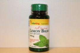 VITAKING - Lemon balm (citromfű levél) 60 kapszula