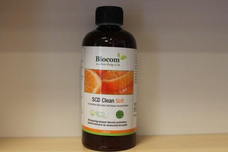 BIOCOM - Clean Soft mandarin kivonattal 500 ml