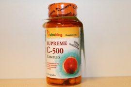 VITAKING - C-500 komplex supreme 60 kapszula