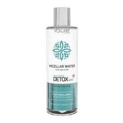 VOLLARÉ-DETOX Intenzív bőrtisztító micellás arcvíz- 400 ml