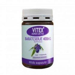 VITEX- Barátcserje 400 mg kapszula- 60 db