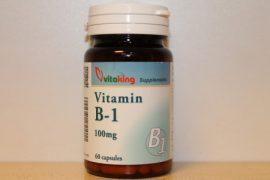 VITAKING - B-1 vitamin 60 kapszula