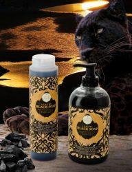 Nesti Dante luxus fekete csomag aktív szénnel II.
