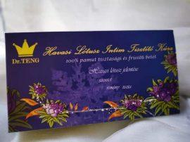 Havasi Lótusz Intim tisztító kúra 1 doboz