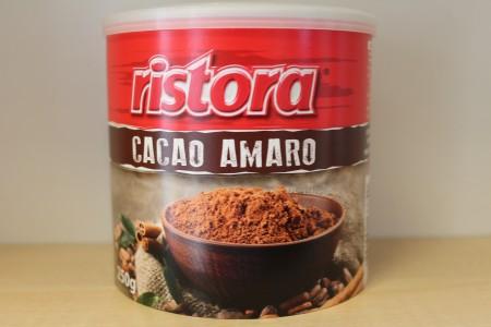 RISTORA - Cacao Amaro (keserű kakaó por) 250 gr