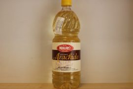 MAURO- mogyoróolaj 1 liter (Olio di Semi di Arachide)