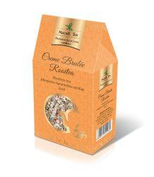 Creme Brulée Rooitea – Rooibos tea jellegzetes karamellás-vaníliás ízzel- 80 gr